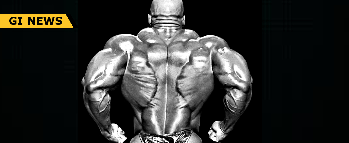 NEW FOOTAGE: RONNIE COLEMAN'S AMAZING COMEBACK 6 MONTHS