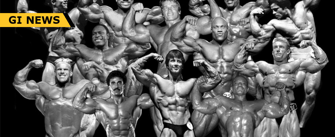 History of Mr. Olympia In 3 Minutes Generation Iron