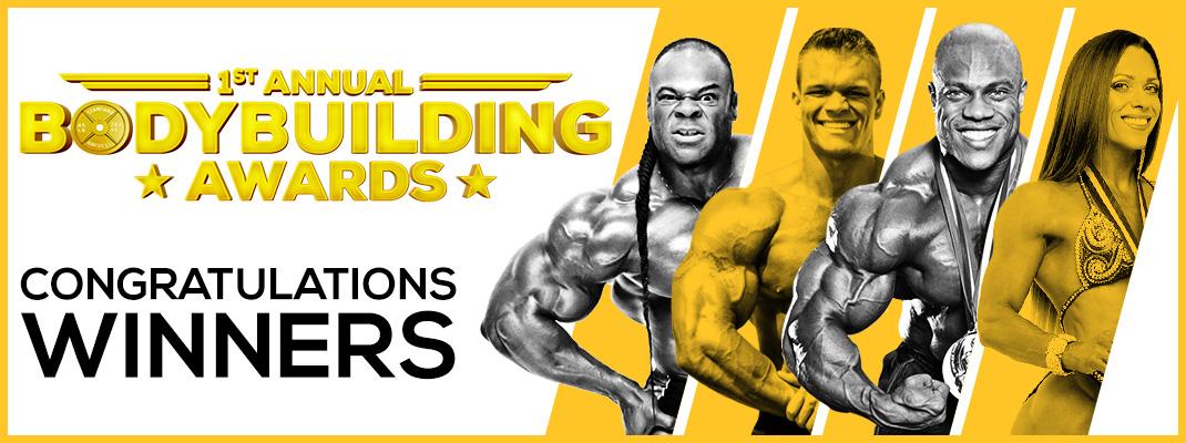 Bodybuilding Award Winners Generation Iron