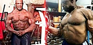 Ronnie Coleman Lifting Generation Iron