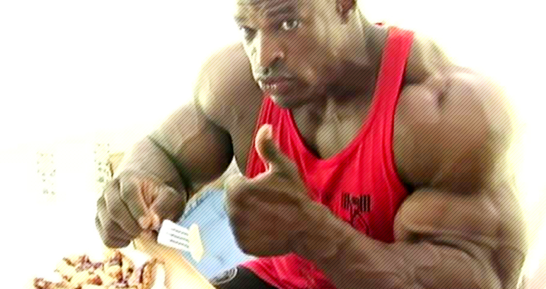 WATCH: Ronnie Coleman's Tips On Gaining Weight