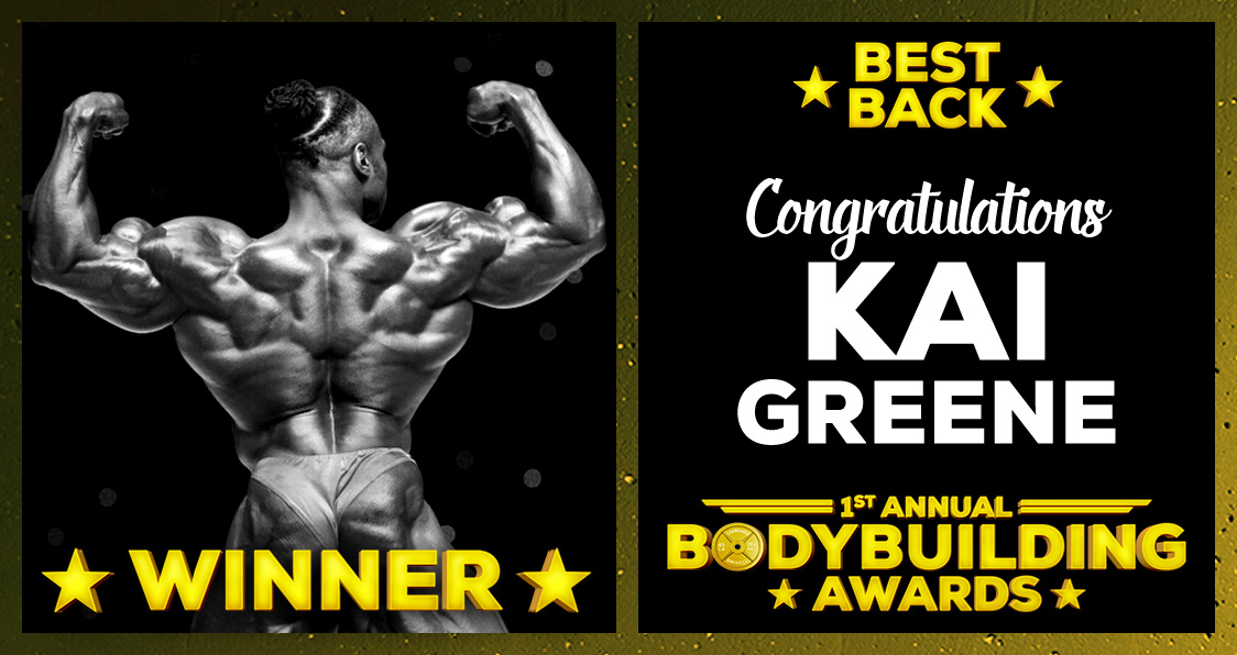 GENERATION IRON'S FIRST ANNUAL BODYBUILDING AWARDS