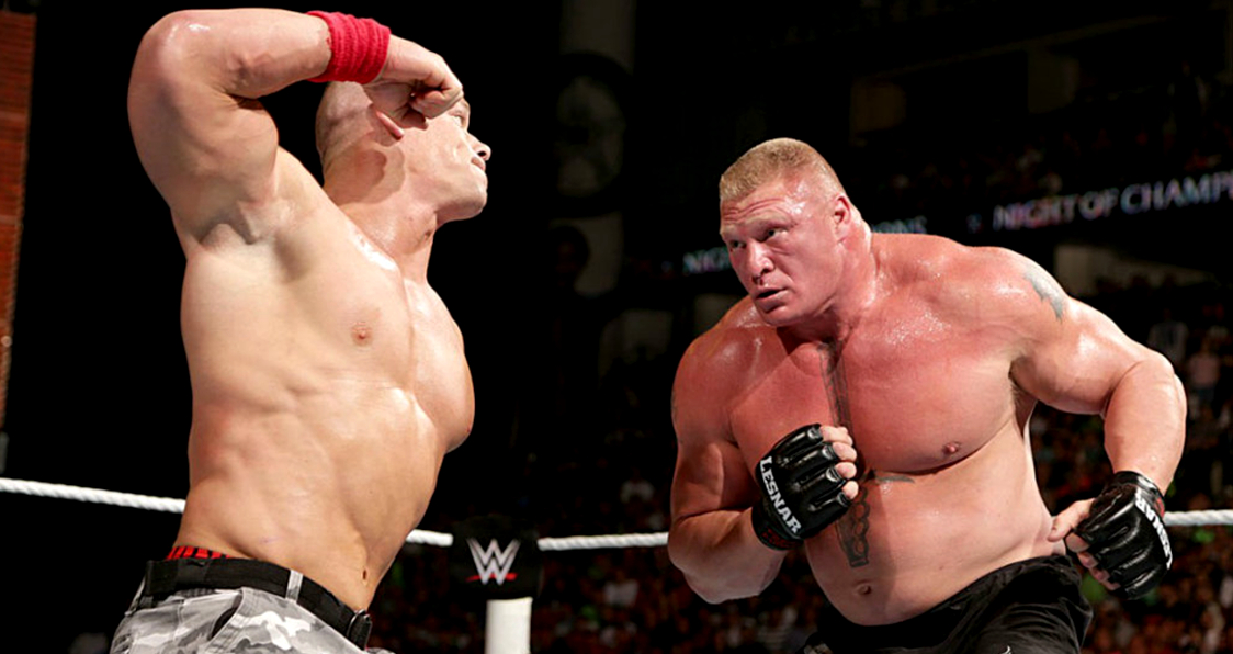 "The ""Big Show"" Says Jon Cena Is Stronger than Brock Lesnar ..."