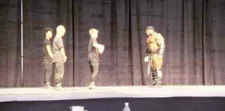 Kai vs Dancers Generation Iron
