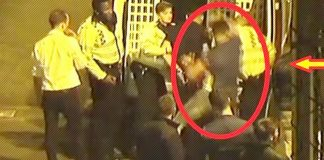Meat Head Punches Cop Generation Iron