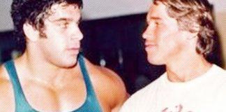 Arnold vs Lou Generation Iron