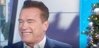 Arnold Schwarzenegger on Trump Generation Iron