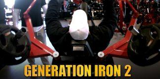 Big Ramy Kuwait Generation Iron