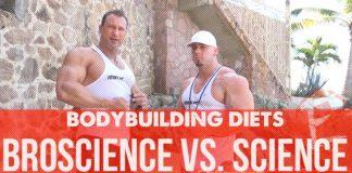 Broscience vs Science Generation Iron