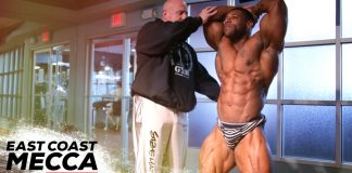 Nathan De Asha East Coast Mecca Generation Iron