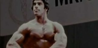 Lou Ferrigno Father The Hulk Generation Iron