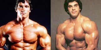Arnold Schwarzenegger vs Lou Ferrigno Generation Iron