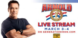 Arnold Classic 2017 Generation Iron