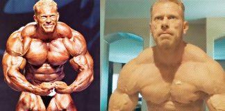 Dennis Wolf Comeback Generation Iron