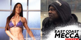Kai Greene and Angelica Teixeira East Coast Mecca Generation Iron
