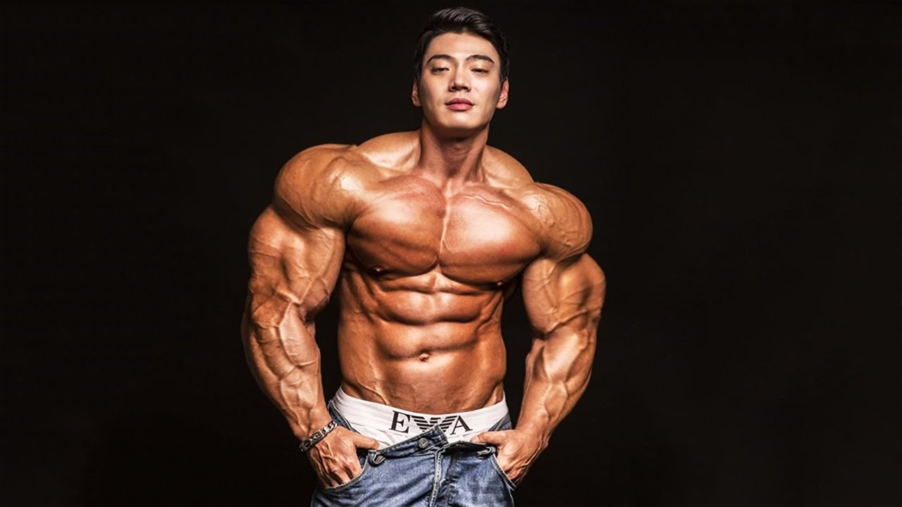 WATCH: Top 5 Korean Bodybuilders Of All Time