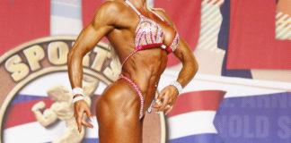 2017 Arnold Classic Australia Fitness Results Generation Iron