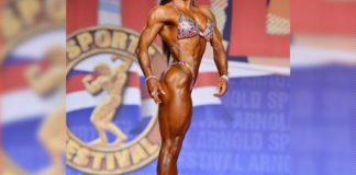 2017 Arnold Classic Fitness Results Generation Iron