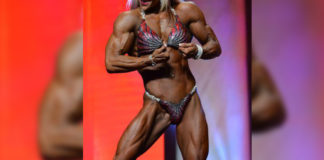 2017 Arnold Classic Women's Physique Results Generation Iron