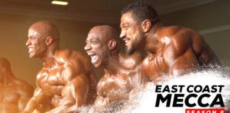 East Coast Mecca Dexter Jackson New York Pro Generation Iron