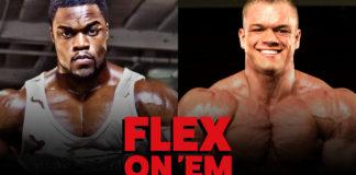 Flex On Em Arnold Classic Australia Generation Iron