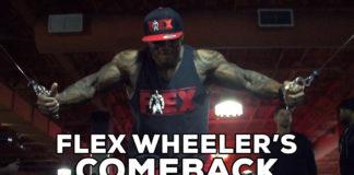 Flex Wheeler Comeback Documentary Generation Iron