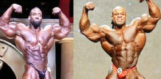Kai Greene vs Cedric McMillan Generation Iron