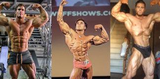 Classic Bodybuilder Physiques Generation Iron