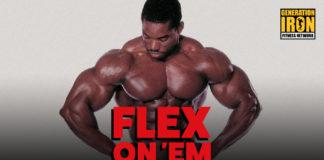 Flex Wheeler Synthol Use Generation Iron