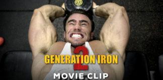 Calum Von Moger Generation Iron 2