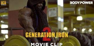 Kai Greene Mr. Olympia Generation Iron
