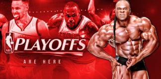 Kai Greene NBA Playoffs Generation Iron