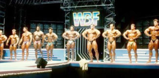 Vince McMahon Bodybuilding WBF Generation Iron