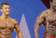 1990 Mr. Olympia Pose Down Generation Iron