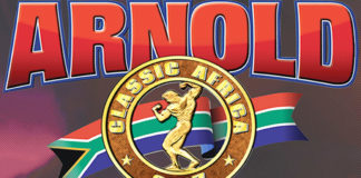 2017 Arnold Classic Africa Results Generation Iron