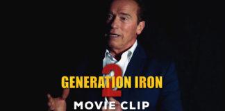 Arnold Schwarzenegger Generation Iron 2
