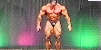 Dorian Yates 1996 Generation Iron