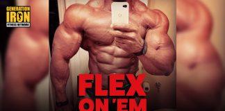 New Generation Bodybuilding Generation Iron Flex On Em