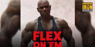 Flex Wheeler Internet vs Bodybuilding Generation Iron