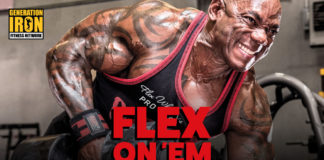 Bodybuilding Gurus Flex On Em Generation Iron