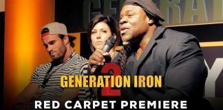 Generation Iron 2 Premiere