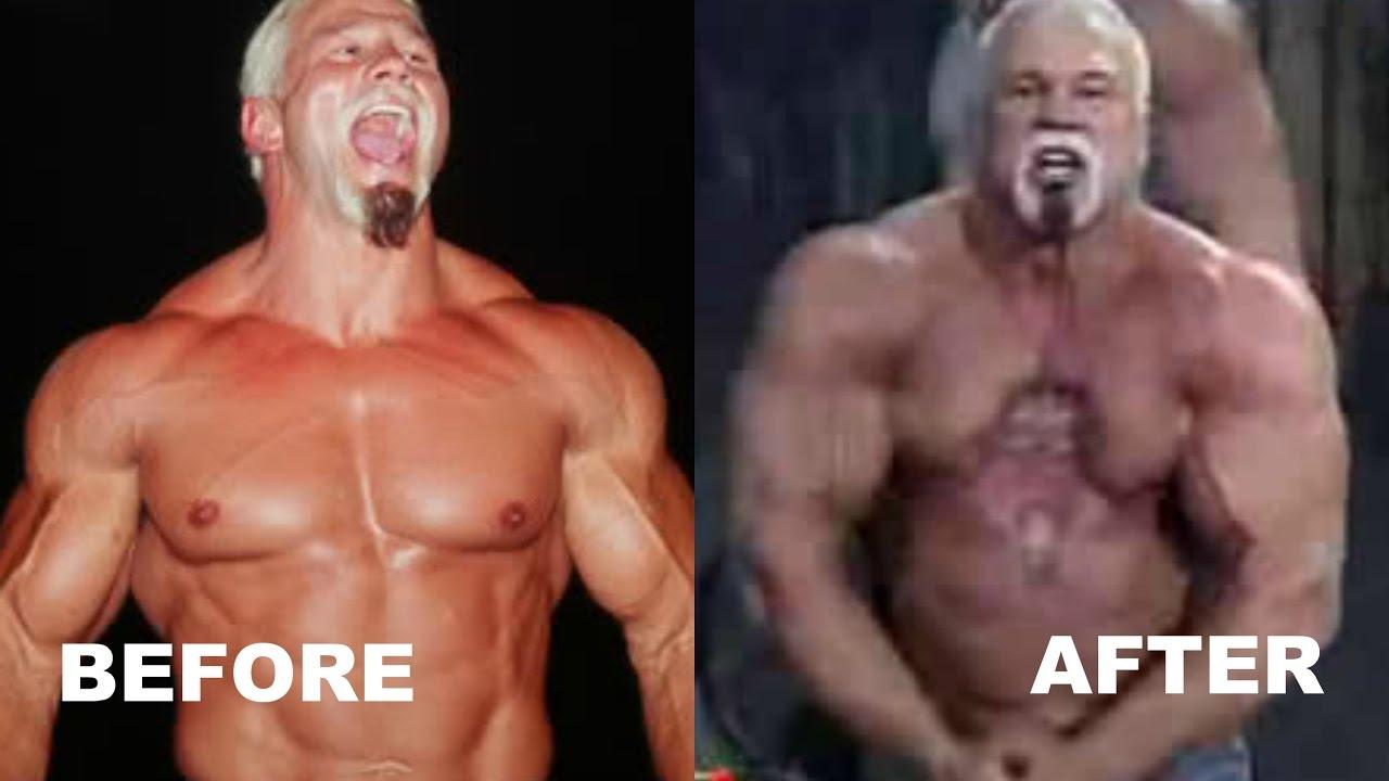 Scott Steiner Workouts Workout Schedule