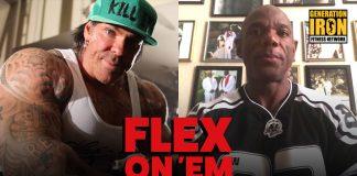Racism and Bodybuilding Flex on em Generation Iron