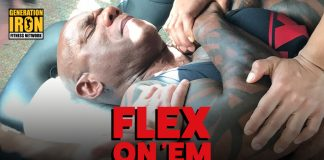 Flex Wheeler Kidney Comeback Generation Iron