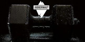 Juggernaut Dumbbell Water Bottle Bodybuilding Generation iron