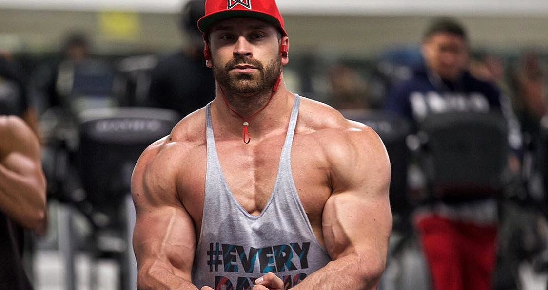Bradley Martyn Workout: Strength And Size • SpotMeBro.com