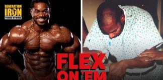 Flex Wheeler Losing Gain Generation Iron