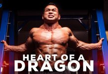 Hidetada Yamagishi Heart Of A Dragon Trailer Generation Iron