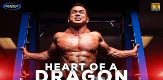 Hidetada Yamagishi Heart Of A Dragon Trailer Generation Iron