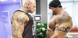 Morgan Aste vs Martyn Ford Generation Iron